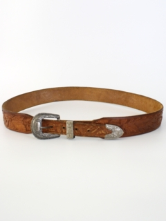 1960's Mens Accessories - Belt