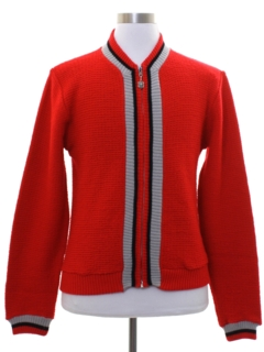1950's Mens Mod Rockabilly Sweater