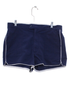 1980's Mens Tennis Sports Shorts