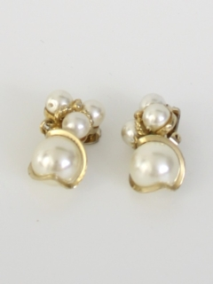 1960's Womens Accessories - Earrings