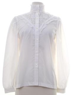 8d9cc68ac67650 Womens prairie Vintage Shirts. Authentic vintage Prairie Shirts at ...