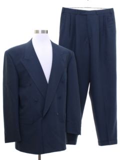 1980's Mens Totally 80s Zoot Inspired Suit