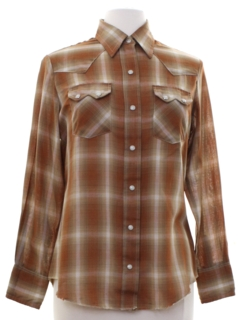 bd318182 Womens Vintage Western Shirts at RustyZipper.Com Vintage Clothing