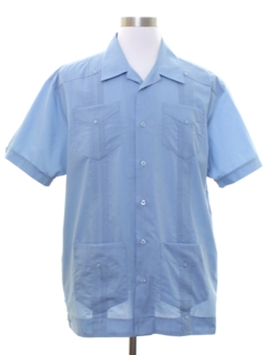 785799d3 Mens Vintage Guayabera Shirts at RustyZipper.Com Vintage Clothing
