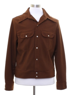 1970's Mens Western Leisure Jacket