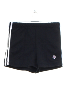 1990's Womens Athletic Cheerleader Shorts