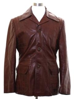 e540e196d Mens Vintage Leather Jackets at RustyZipper.Com Vintage Clothing
