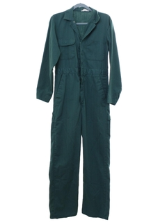1960's Mens Overalls Work Coveralls