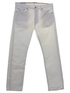 1990's Mens Straight Leg Jeans Pants