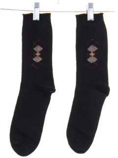 1980's Mens Accessories - Socks