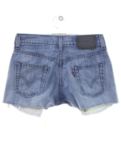 1990's Womens or Girls Levis Denim Jeans Shorts
