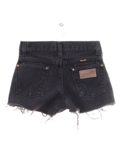 1990's Womens/Girls Denim Jeans Cut Off Shorts