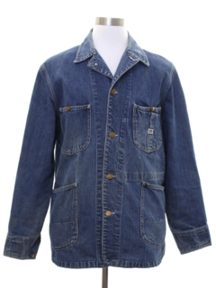 1950's Mens Lee 91-J Denim Jacket