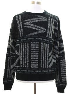 1980's Mens Gitano Totally 80s Cosby Style Sweater
