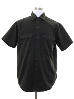 1950's Mens Work Shirt
