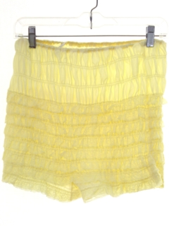 1970's Womens Lingerie Square Dance Style Panties