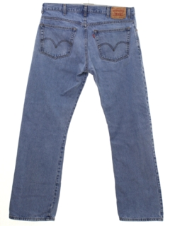 1990's Mens Flared Jeans Pants