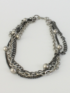 1980's Womens Accessories - Chain Belt