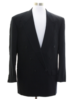 1980's Mens Totally 80s Swing Style Blazer Sportcoat Jacket