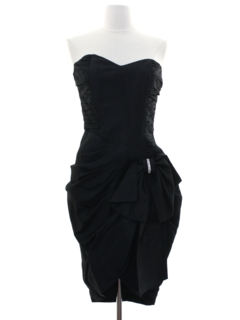1990's Womens Wicked 90s Prom Or Cocktail Wiggle Dress