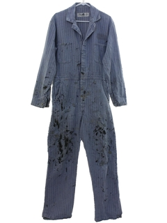 1990's Mens Grunge Coveralls Work Overalls
