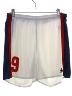 1980's Unisex Athletic Shorts