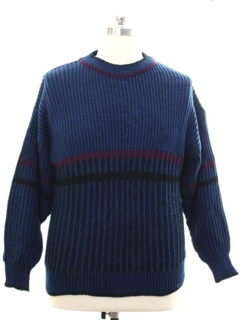 1980's Mens Totally 80s Sweater