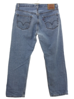 1990's Mens Levis 505 Denim Jeans Pants