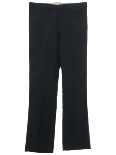 1970's Mens Flared Western Style Leisure Pants