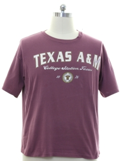 1990's Mens College T-shirt