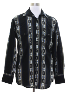 1ff92fea Mens Vintage 90s Western Shirts at RustyZipper.Com Vintage Clothing