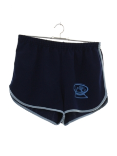 1970's Mens Gym Sport Shorts