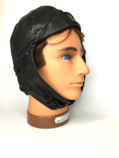 1980's Mens Accessories - Aviator Helmet Hat