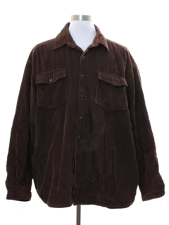 1990's Mens Corduroy Coat Jacket