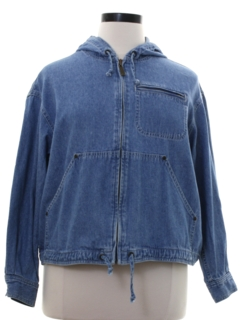 1990's Womens Wicked 90s Denim Jacket