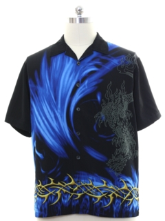 1990's Mens Wicked 90s Club or Rave Shirt