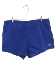 1980's Mens Adidas Swim Shorts