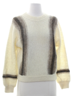 1980's Womens Nordic Sweater