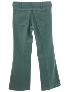 1970's Mens Flared Jeans-Cut Pants