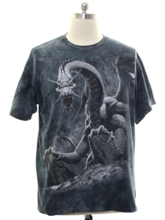 1990's Unisex Dragon T-shirt