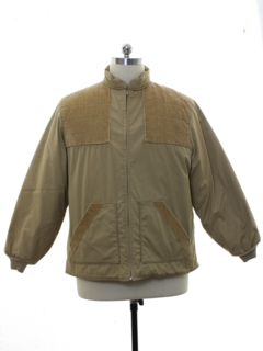 1980's Mens Hunting Field Jacket