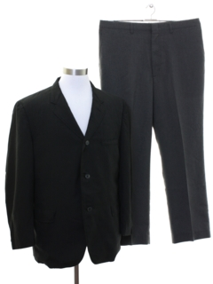 1960's Mens Mod Cmobo Suit