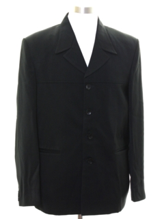 1980's Mens Totally 80s Club Style Blazer Sportcoat Jacket