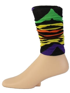 1980's Unisex Accessories - Leg Warmers