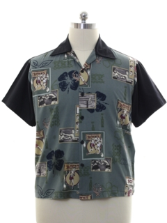 1990's Mens Club/Rave Shirt