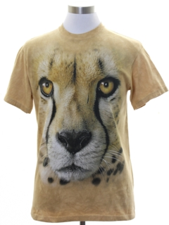 1990's Mens Smithsonian Animal T-shirt