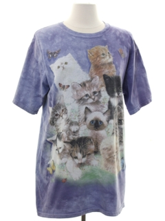 1990's Womens Animal T-shirt