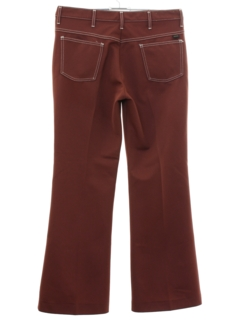 1970's Flared Mens Jeans-cut Pants