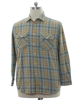 1990's Mens Pendleton Flannel Shirt