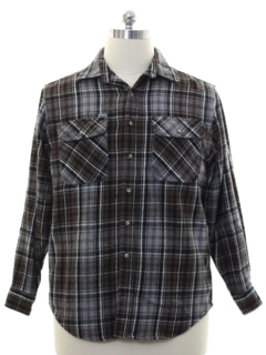 1990's Mens Carhartt Flannel Shirt